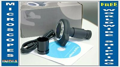 1.3mp Sensitive Microscope Microscopy Scientific Camera