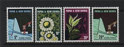 Papua New Guinea 1967 Electric Scheme SG 113/16 MNH
