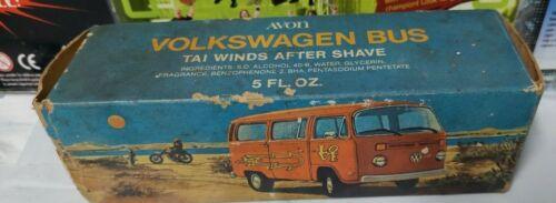 Avon Volkswagen Bus Tai Winds After Shave 5 Fl.Oz. in box w/sticker