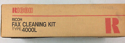 Ricoh Fax Cleaning Kit 4000L Part# 593932