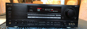 Sherwood Audio Video Stereo Receiver RV-6010R