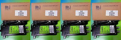 Lot 4 Directv 21v Swm Power Inserter Supply Pi21 Swim Lnb...