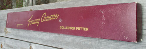 Vintage Tommy Armour Putter byTOMMY ARMOUR  Golf  Rec No 3450 NEW IN BOX