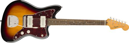 squier classic vibe 60s jazzmaster electric guitar