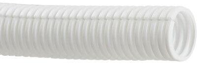 Kabel-organizer (Kabelschutz Kabelschlauch Kabelorganizer Kabel sauber verlegen weiß 2 m)