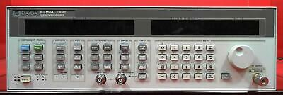 Hp - Agilent - Keysight 83751a-1e1-1e5 Synthesized Sweeper 2 To 20 Ghz