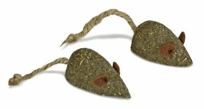 Cigar Cat Toy - PETLINKS CIGAR MOUSER COMPRESSED CATNIP 2 PACK CAT TOY. FREE SHIP IN THE USA