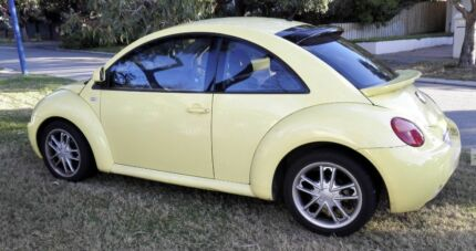 2001 Volkswagen Beetle Hatchback East Fremantle Fremantle Area Preview