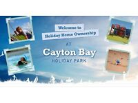 LOOKING TO OWN YOUR OWN CARAVAN? LOW DEPOSITS AND LOW PAYMENTS NR SCARBOROUGH! 12 MONTH PARK!!