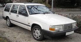 Parking/storage for car - Volvo 'Olga'