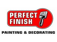 Painter and Decorator Required