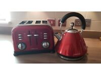 MORPHY RICHARDS KETTLE/TOASTER