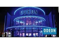 Odeon cineworld cinema tickets