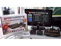 Atari Flashback 6 Classic Game Console & Retrolink USB Controller