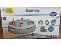 Bestway pools for sale...RRP £55...Selling for £25 ex catalogue first come first served