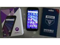 Motorola Moto G 3rd Gen Unlocked Black 8 GB Excellent condition XT1541