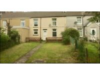 2 bed House Porth. Wanting 2 bed Cardiff