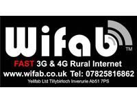 Fast Rural Internet
