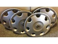 "Vauxhall Corsa 14"" wheeltrims 90576876 GP"