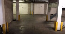 Secure Underground parking for at least 6 cars