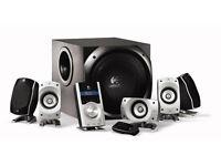Logitech Z5500 Home Theatre Speaker System