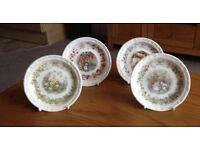 Royal Doulton Brambley Hedge Coaster/Plates