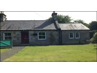 TO LET: 1 BEDROOM COTTAGE