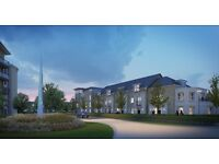 GRAND 2 BEDROOM APARTMENT IN NEW BUILD COMPLEX - IN THE PICTURESQUE DRAYTON GARDEN VILLAGE