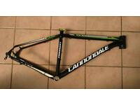 Mountain bike frame Cannondale Sl4