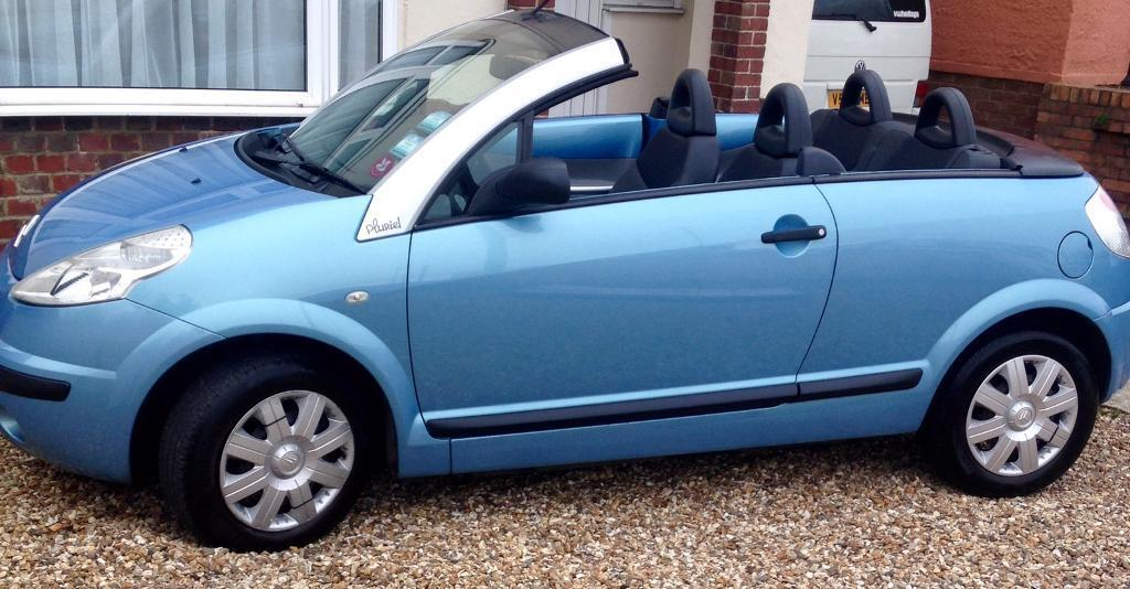 citroen c3 pluriel convertible rare 1 4 hdi reduced in lytchett matravers dorset gumtree. Black Bedroom Furniture Sets. Home Design Ideas