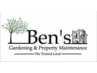 Gardening, Landscaping, Property Maintenance and Handy Man Services