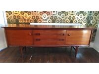 Mid Century Youngers Large Teak And Afromosia Sideboard
