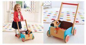 Crazy Doggy Cart Walker