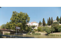 Property for long-ish let in Ventenac, France 11120, pretty village beside Canal du Midi. Languedoc.