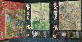 Wasgij puzzles