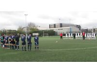 Football teams looking for players, 2 STRIKERS & 1 MIDFIELDER NEEDED FOR LONDON FOOTBALL TEAM