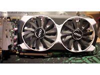 MSI ARMOR 2X GeForce GTX 970 4GB OC