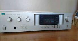 Sansui A-505 amplifier
