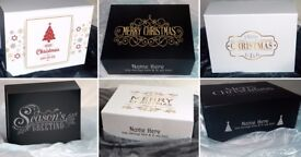 Personalised Christmas Eve Boxes For Sale Now!!