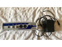 M-Audio Audiophile USB Sound Card + PSU