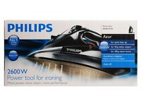 PHILIPS AZURE STEAM IRON 2600W
