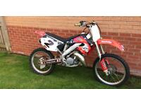 Cr125 mint condition £1300 no offers kx cr yz rm