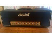 Marshall JTM45 amplifier