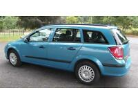 Vauxhall Astra Estate 1.4 16v 72,000 miles . Two previous owners