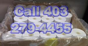 Thermal Receipt Paper 50x rolls, 220feet per roll