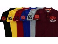 Superdry Mens Polo Super Dry Tshirts Wholesale Only Accepts Paypal