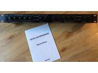 ALESIS 3630 Compressor Limiter vgc
