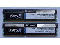 Corsair 8GB (2x4GB) DDR3 1600MHz CL9 Memory Kit (CMX8GX3M2A1600C9)