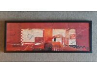 Abstract Picture (98x36cm)