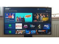 Fab deal * Samsung 40 inch Smart TV with top quality Alphason stand *